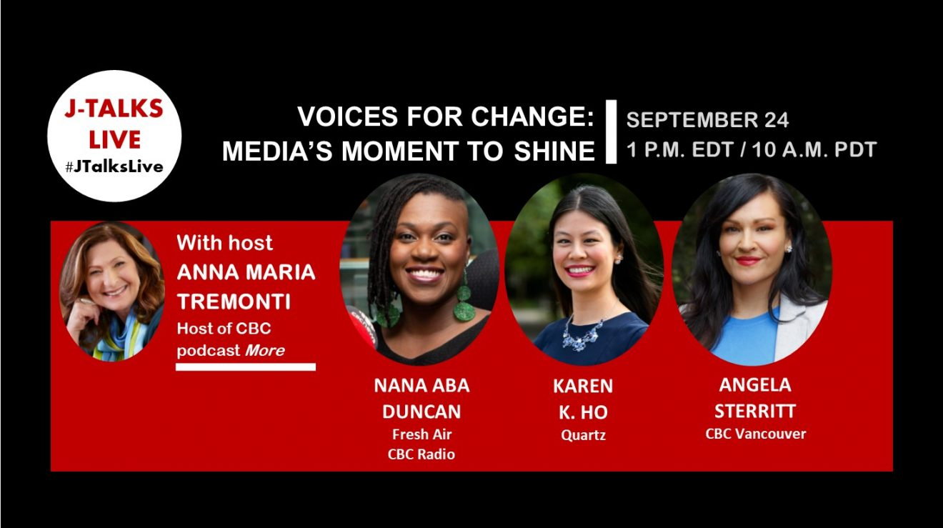 Voices for Change: Media's Moment to Shine