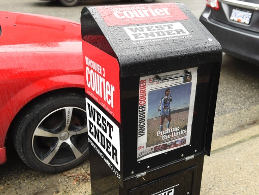 Vancouver Courier closes after 112 years in print