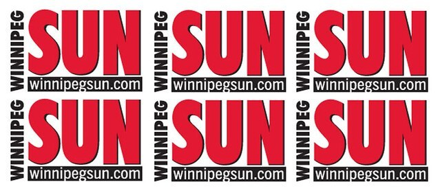 Looking back at 40 years of the Winnipeg Sun
