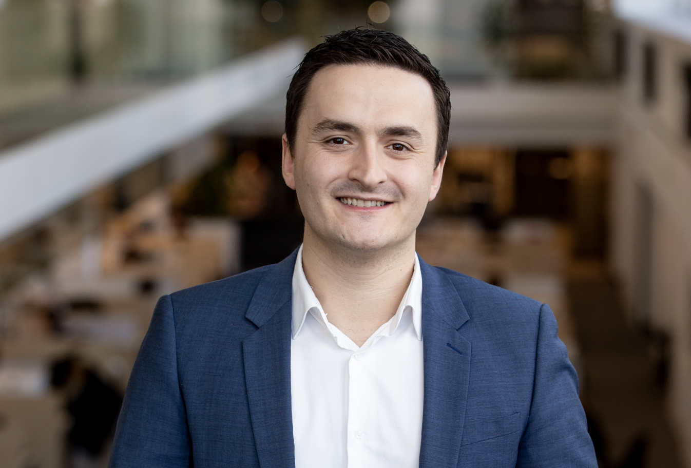 Geoffrey Bernard promoted to Vice-President of Growth at La Presse