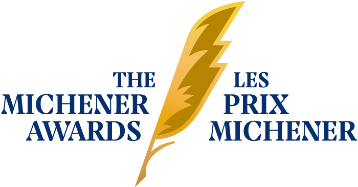 Michener Awards Foundation announces finalists for the 2020 Michener Award for meritorious public service journalism