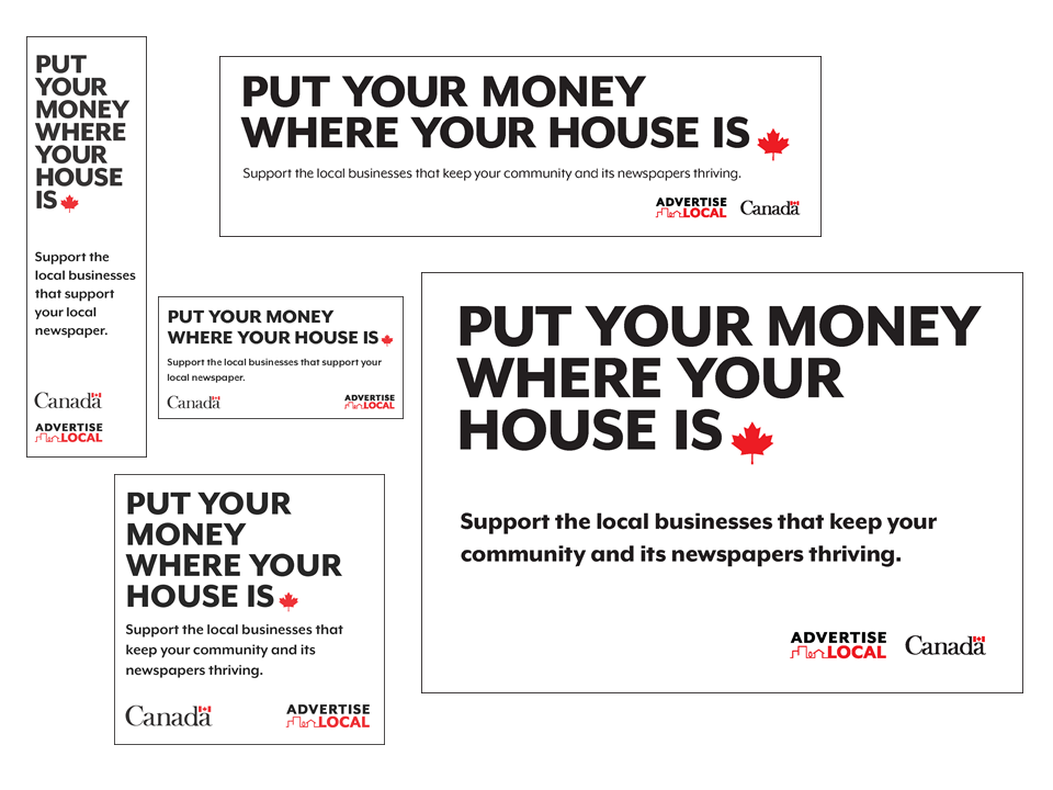 'Put your money where your house is' campaign recognized in the United States