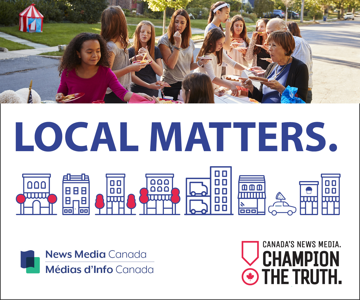 Local Matters campaign releases new editorial assets