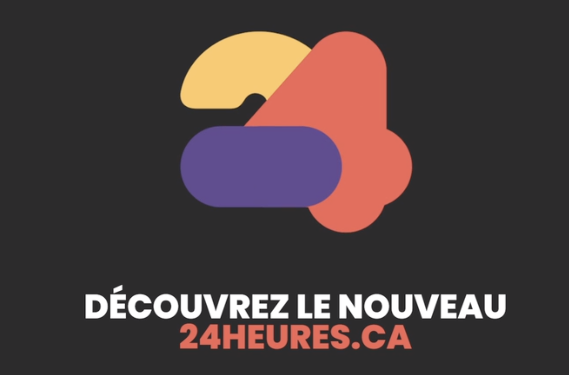 Quebecor's 24 Heures transforms into weekly newspaper