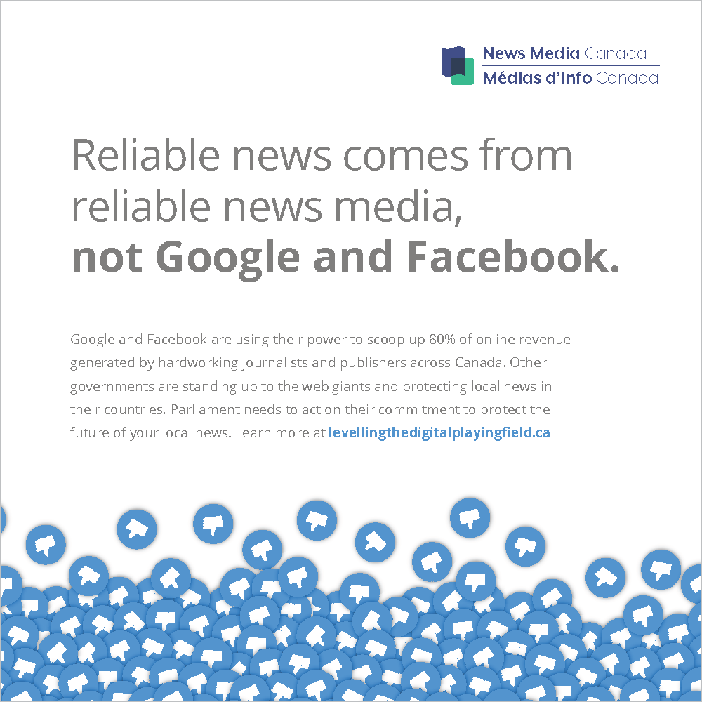 New ad campaign: Search is Search. News is News.