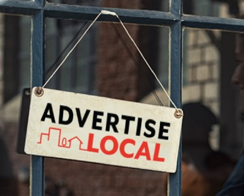 Remind your readers to support LOCAL
