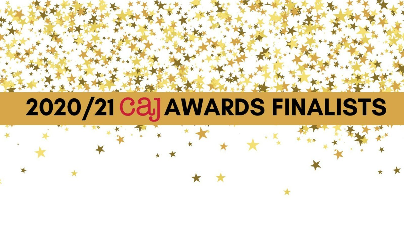 The Canadian Association of Journalists announces 2020 awards finalists