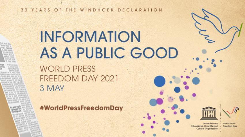 Prime Minister Trudeau's statement on World Press Freedom Day